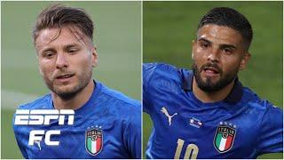 Insigne or Immobile? Who will start for Italy in their Euro 2020 match against Turkey? | ESPN FC
