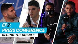 Fight Week Ep2: Devin Haney vs Yuriorkis Gamboa - Press Conference (Behind the Scenes)