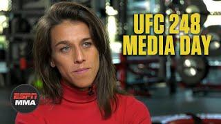 Joanna Jedrzejczyk ready to prove the doubters wrong vs. Zhang Weili | UFC 248 | ESPN MMA