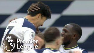 Heung-min Son fires Tottenham Spurs in front in opening seconds | Premier League | NBC Sports