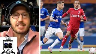 Men in Blazers: Everton steal draw against Liverpool in Merseyside derby | NBC Sports
