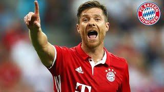 This is Xabi Alonso