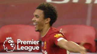 Trent Alexander-Arnold gives Liverpool lead v. Crystal Palace | Premier League | NBC Sports