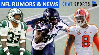 NFL Rumors On Jadeveon Clowney, AJ Terrell + Trade Rumors For Browns, Lions, Giants & Jamal Adams?
