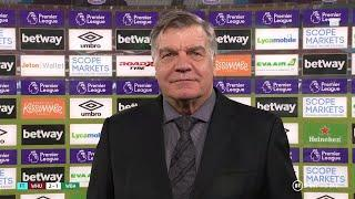 """""""We've got to stop letting goals in!"""" Allardyce bemoans West Broms' lapses in concentration"""