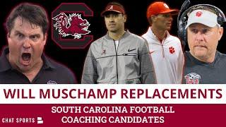Top 10 Candidates To Replace Will Muschamp as Next South Carolina Gamecocks Head Coach In 2021