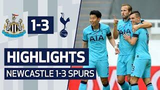 HIGHLIGHTS | NEWCASTLE 1-3 SPURS | KANE & SON SEAL VICTORY AT ST JAMES' PARK