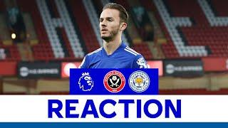 'A Brilliant Performance' - James Maddison | Sheffield United 1 Leicester City 2 | 2020/21