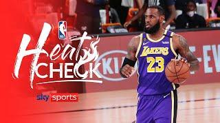 LA Lakers vs Miami Heat | NBA Finals Preview | Heatcheck with Ovie Soko