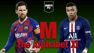 No Lionel Messi OR Kylian Mbappe!? Gab Marcotti shocks Julien Laurens with his picks | ESPN FC