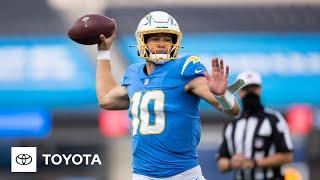 Chargers Top Content from Justin Herbert Rookie of the Year Win & Black History Month | Chargers HQ