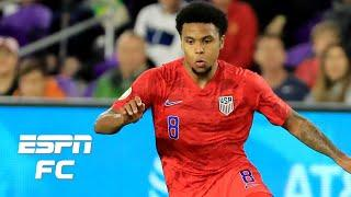 Weston McKennie doesn't want people to forget USMNT's World Cup qualifying failure | ESPN FC