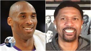 Jalen & Jacoby YouTube exclusive: Jalen Rose's thoughts on Kobe Bryant being the NBA's logo