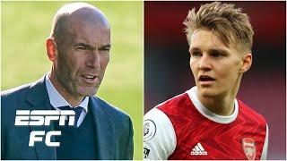 Did Zinedine Zidane make a mistake by letting Martin Odegaard go on loan to Arsenal? | Extra Time