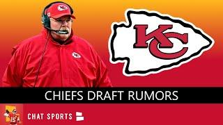 Chiefs Rumors On Trading Down From The #32 Pick In The 2020 NFL Draft