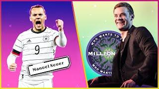 8 things you didn't know about Manuel Neuer | Oh My Goal