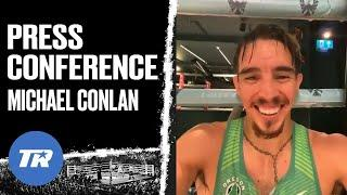 Michael Conlan on fighting in enemy territory, Move to 122 & fighting Sofiane Takoucht | HIGHLIGHTS