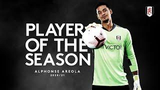 2020/21 Player Of The Season: Alphonse Areola | Best bits and message to the fans
