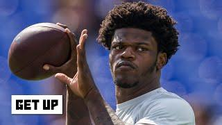 Some NFL GM's still have doubts about Lamar Jackson | Get Up