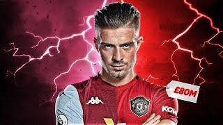 Jack Grealish To Be PRICED OUT Of Manchester United Move?! | Transfer Talk
