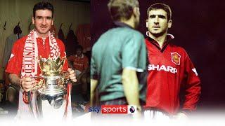 The day Eric Cantona signed For Manchester United | On this day in 1992 ️