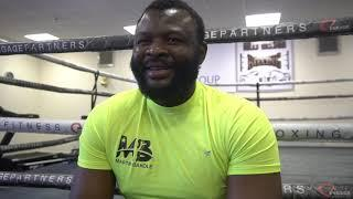 'I AM HERE, CHISORA/WHYTE, LETS BRING BOXING BACK' - MARTIN BAKOLE ON BIG FIGHT IN AUGUST & FURY/AJ