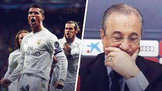Ex-Real Madrid president reveals incredible stories about Cristiano Ronaldo and Pérez | Oh My Goal