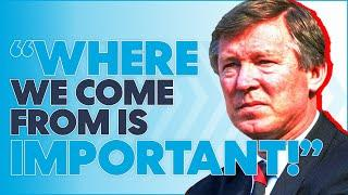 """""""I'm a Govan Boy"""" - Being Proud of Your Roots   Exclusive Clip   Sir Alex Ferguson: Never Give In"""