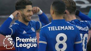 Ayoze Perez powers Leicester City in front of Sheffield United | Premier League | NBC Sports
