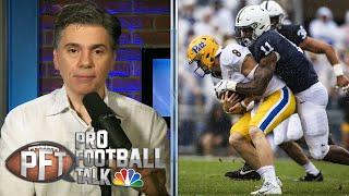 More college football stars opt out to prep for NFL draft | Pro Football Talk | NBC Sports