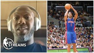 """Chauncey Billups and the origin of """"Mr. Big Shot"""" with the Detroit Pistons 