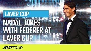 """Nadal On Federer: """"The Most Unknown Player Here.""""  