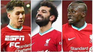 What's happened to Liverpool's Roberto Firmino, Mohamed Salah & Sadio Mane? | ESPN FC Extra Time