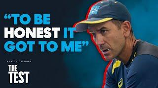 Langer Management! | Australia Coach Justin Langer Hits Out After Boxing Day Loss to India