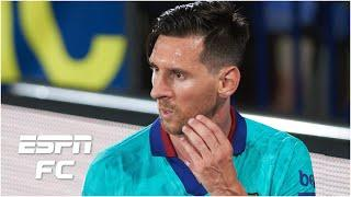 Lionel Messi & Barcelona's UEFA Champions League draw 'everything Barca didn't want'   ESPN FC