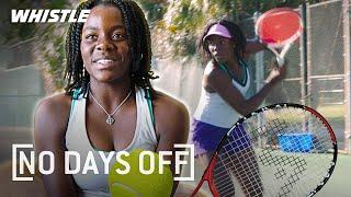 14-Year-Old Tennis Prodigy Wants To Be BETTER Than Serena Williams!