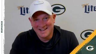 Hackett On Jenkins' Versatility: 'It's Pretty Special What He Does'