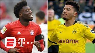 Dortmund vs. Bayern: Watch for Alphonso Davies & Jadon Sancho in 'battle of the season' | ESPN FC