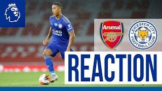 'A Good Point' - Youri Tielemans | Arsenal 1 Leicester City 1