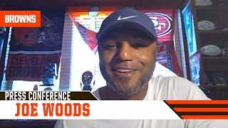 """Joe Woods: """"What I'm putting together is a combination of the best defenses in the last 10 years"""""""