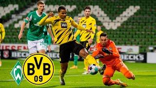 """Akanji: """"Very happy about the win!""""   Matchday Review   Werder Bremen - BVB 1:2"""