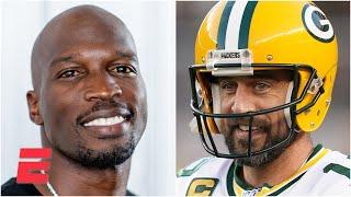 Chad Johnson on why he would take Aaron Rodgers as his QB in the championship game   Bart & Hahn