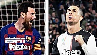 The Messi-Ronaldo quiz! Which pundit knows more about Lionel Messi & Cristiano Ronaldo? | ESPN FC