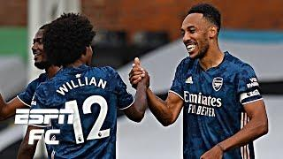 Fulham vs. Arsenal reaction: Willian & Aubameyang star as the Gunners cruise | Premier League