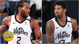 Who needs to step up most for the LA Clippers? | The Jump
