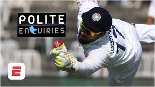 Can Rishabh Pant be the world's best keeper-batsman?! | #PoliteEnquiries | India v England, 2nd Test