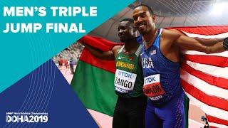 Men's Triple Jump Final | World Athletics Championships Doha 2019