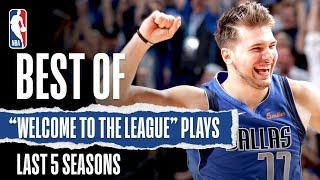 """Best Of """"Welcome To The League"""" Plays 