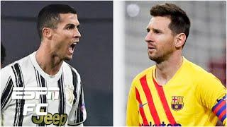 Has Cristiano Ronaldo FINALLY supplanted Lionel Messi as the GOAT?   ESPN FC Extra Time
