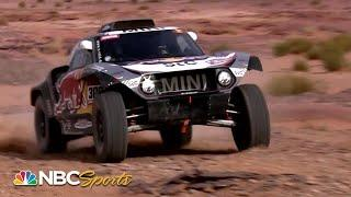 Dakar Rally 2021: Stage 10 | EXTENDED HIGHLIGHTS | Motorsports on NBC